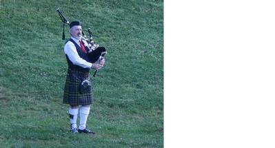 The Sound of bagpipes