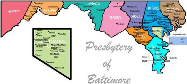 Baltimore Presbytery