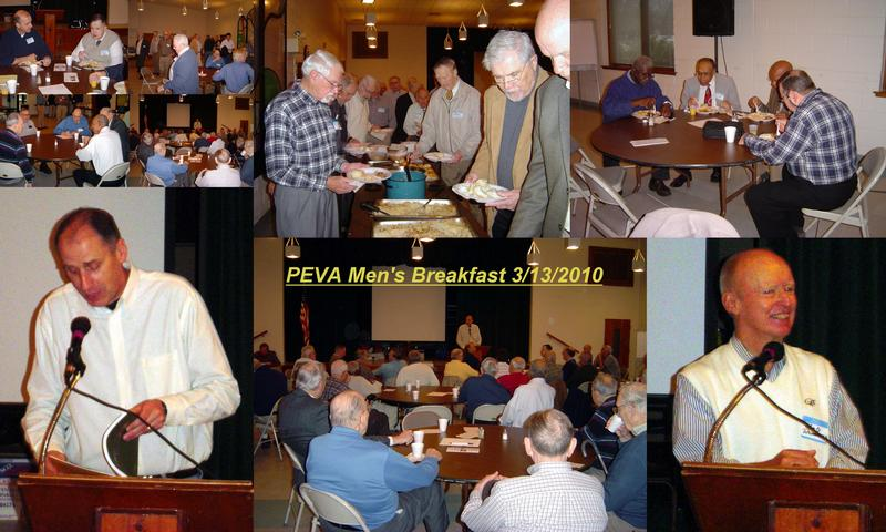 PEVA Men's Breakfast